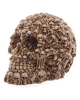 Gruesome Gothic Skull Head of Skulls