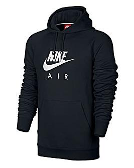 Nike Sportswear Logo Overhead Hoodie