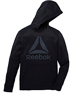 Reebok Overhead Poly Fleece Hoody