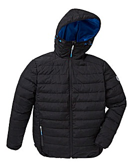 Snowdonia Black Duck Down Jacket