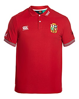 Canterbury Lions Training Polo
