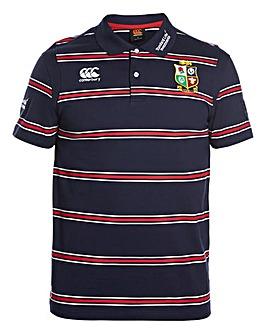 Canterbury Lions Jersey Stripe Polo