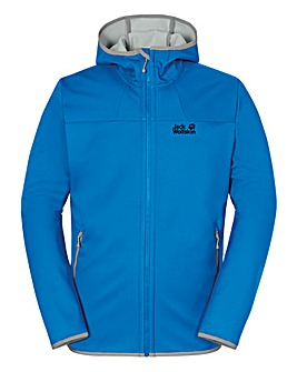 Jack Wolfskin Softshell Hooded Jacket