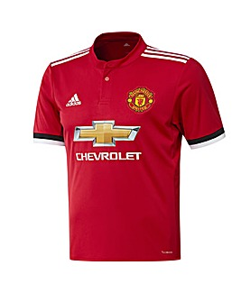 Manchester United Replica Home Jersey
