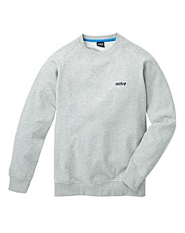 Mitre Crew Neck Sweatshirt Long