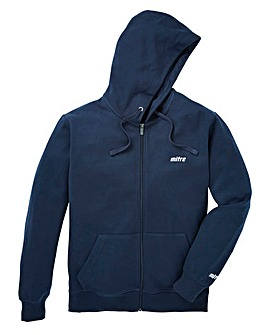 Mitre Zip-Through Hoodie Long