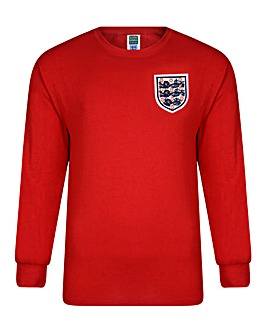 England 1966 World Cup Final Away Shirt