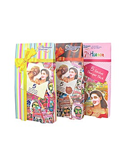 7th Heaven Face Mask Set