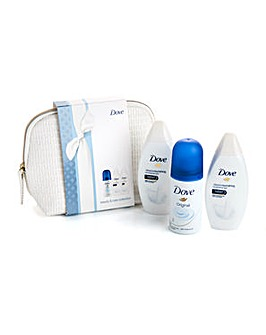 Dove Mini Wash Bag Gift Set