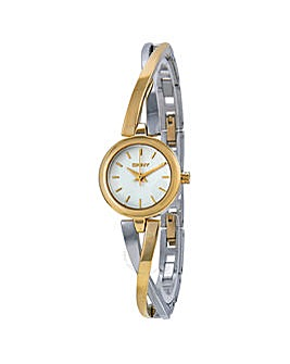 DKNY Crosswalk Ladies Bracelet Watch
