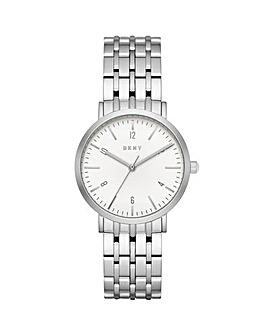 DKNY Minetta Ladies Steel Bracelet Watch