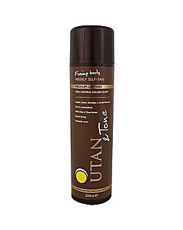 UTAN & Tone Medium Weekly Tan