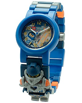 LEGO Nexo Knights Clay Watch