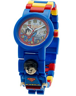LEGO DC Superman Watch