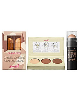 Barry M Cosmetics Scultping Kit.