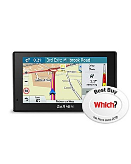 Garmin DriveSmart 50 LMT-D UK / Ireland
