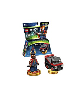 Lego Dimensions The A-Team Mr T Fun Pack