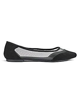 Sole Diva Cate Mesh Shoe E Fit