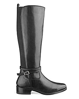 Dune Wide Fit Taro Knee High Boots