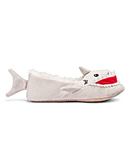 Shark Ballerina Slipper