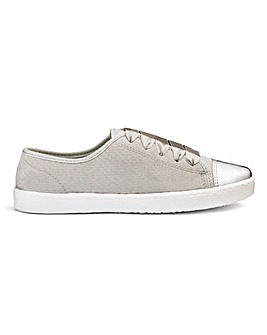 Sole Diva Toecap Detail Trainers E Fit