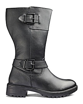 Sole Diva Jackie Boots EEE Fit