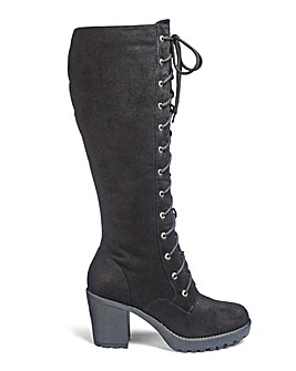 Sole Diva Izabel Boots Standard E Fit