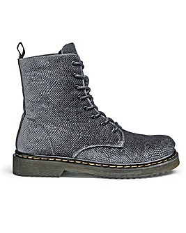 Glamorous Lace Up Boots