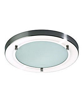 Mari Large Flush Bathroom Light