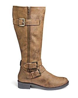 Sole Diva Riley Boots Super Curvy E Fit