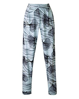 A Postcard from Brighton Print Trousers
