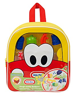 Little Tikes Filled Backpack Dough Set