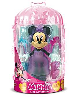 Disney Minnie Princess Figure