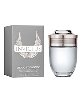 Paco Rabanne Invictus 100ml Aftershave