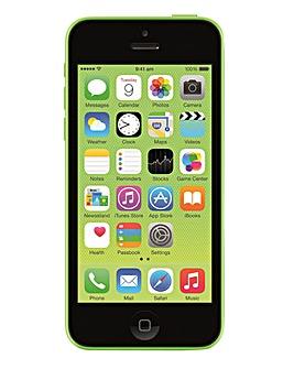 O2 Iphone 5c 8gb Green