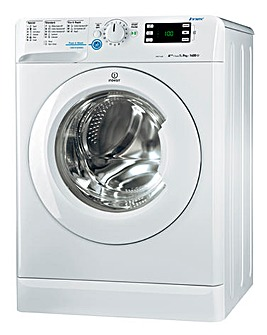Indesit 9KG 1400RPM Washing & Install