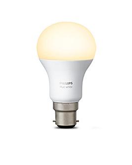 Phillips Hue B22 White Bulb