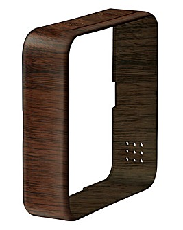 HIVE Active Thermostat Frame Wood Effect