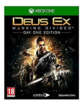Deus Ex - Xbox One