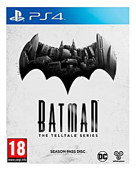 Batman TellTale Series - PS4