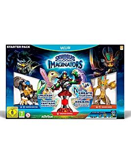 Skylanders Imaginators Starter Pack WiiU