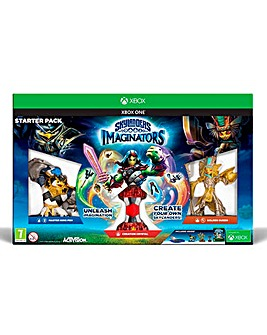 Skylanders Imaginators Starter Xbox One