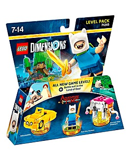 Lego Dimensions Adventure Time Pack
