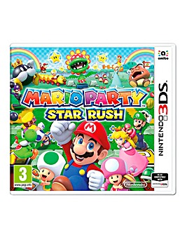 Mario Party Star Rush - 3DS