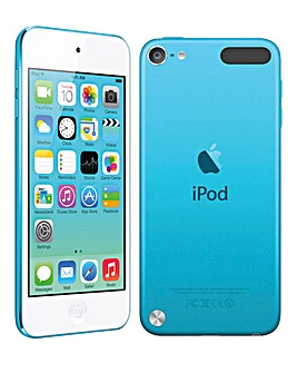 Apple iPod Touch 16GB Blue -6th Gen July