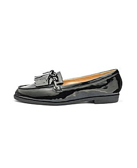 Sole Diva Bow Loafers EEE Fit