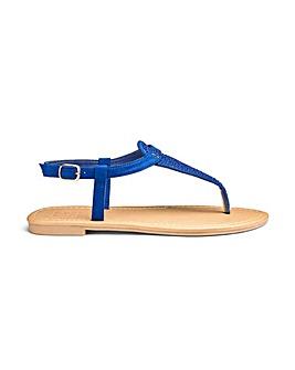 Sole Diva Ava Jewel Sandals E Fit