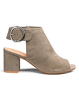 Sadie Shoe Boot E Fit