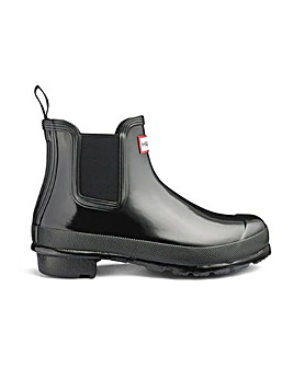 Hunter Original Chelsea Gloss Wellies