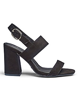Sole Diva Darcy Sandal E Fit